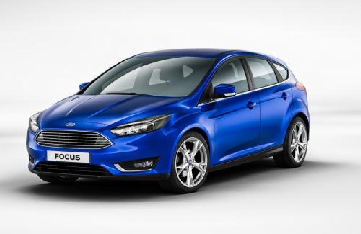 Ford, Focus, 2014