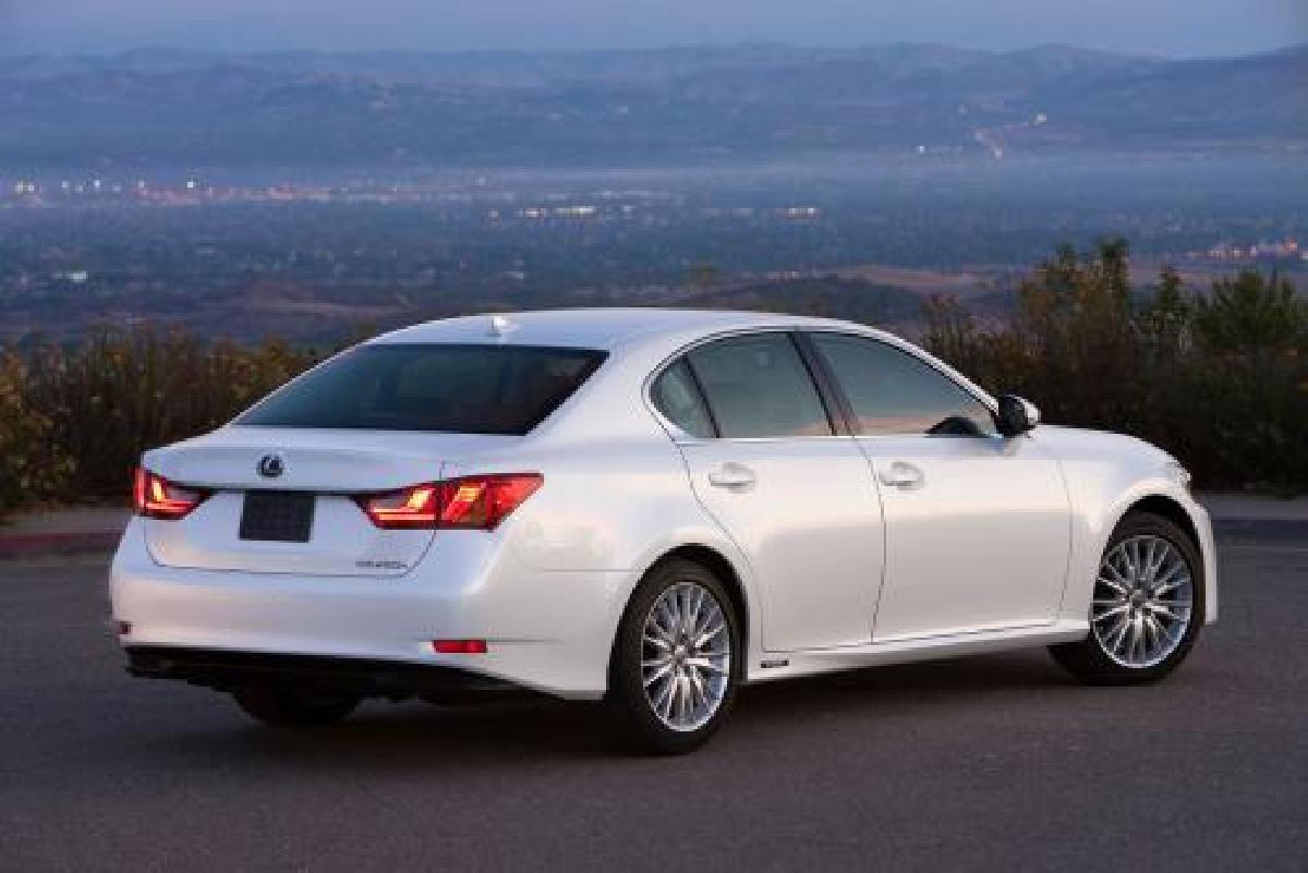 Lexus GS 2014 : le juste milieu
