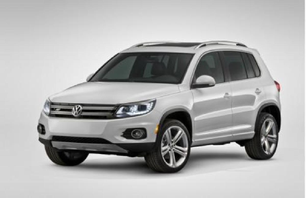 Volkswagen Tiguan 2014 : la formule secrète