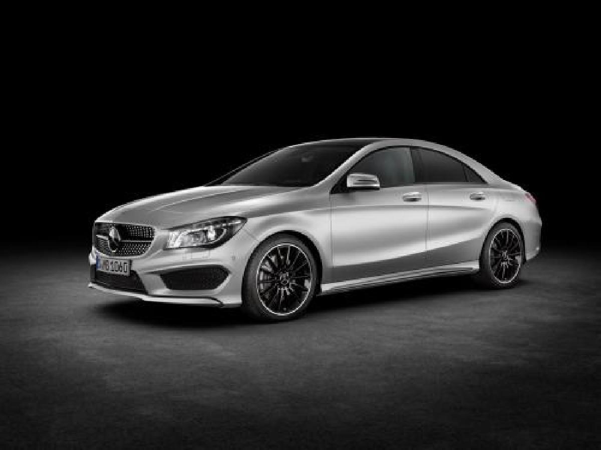 Mercedes-Benz, CLA, 2014