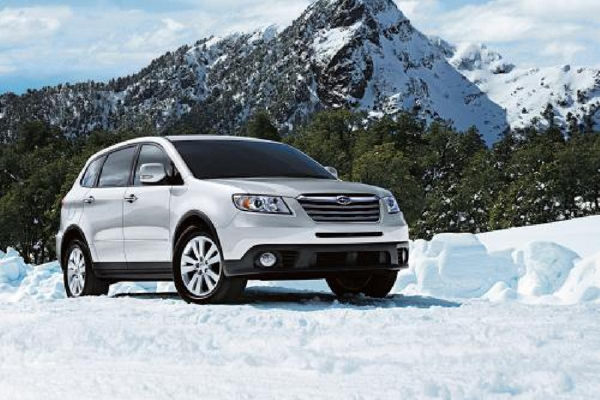 Subaru Tribeca 2014 : quand les cloches ne sonnent pas