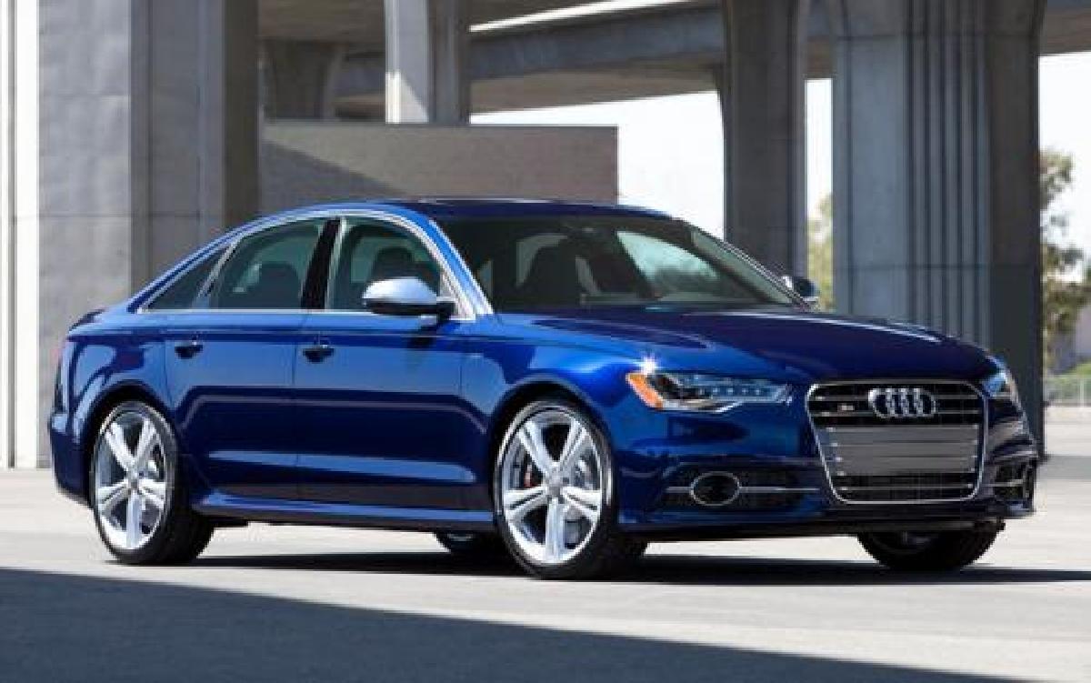 Audi A6 2014 : un bon choix