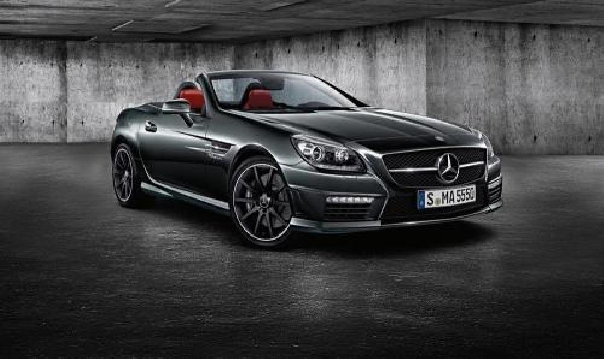 Mercedes-Benz, SLK, 2014