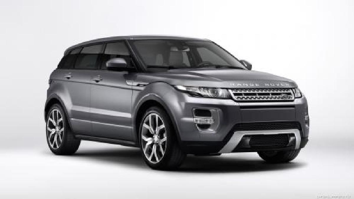 Land Rover, Range Rover, Evoque, 2014