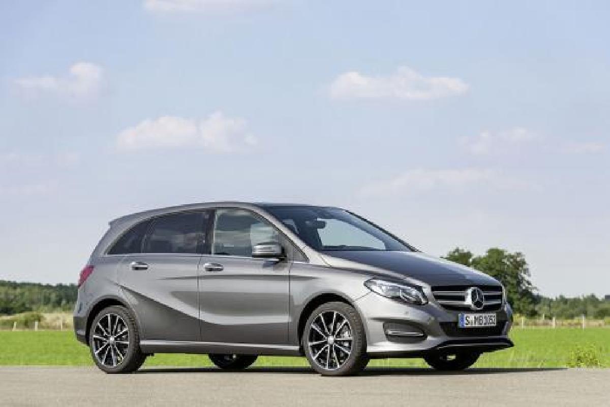 Mercedes:Benz Classe B 2014