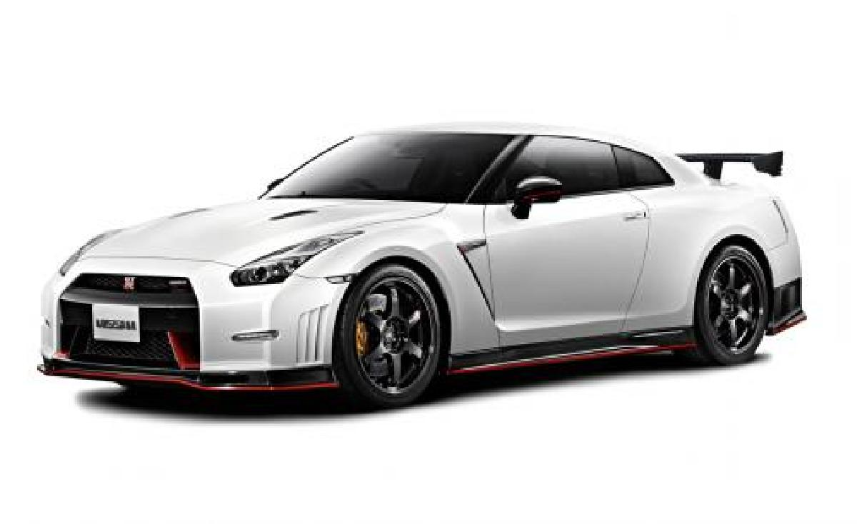 Nissan, GT-R, 2014