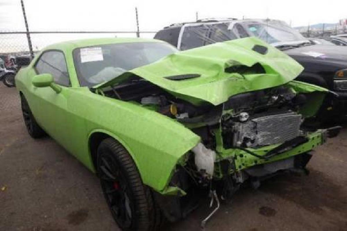 Dodge Challenger Hell Cat