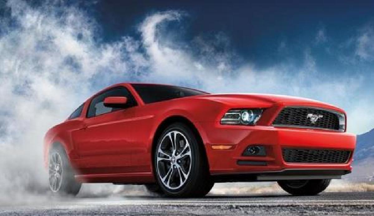 Ford Mustang 2014 : avant le changement