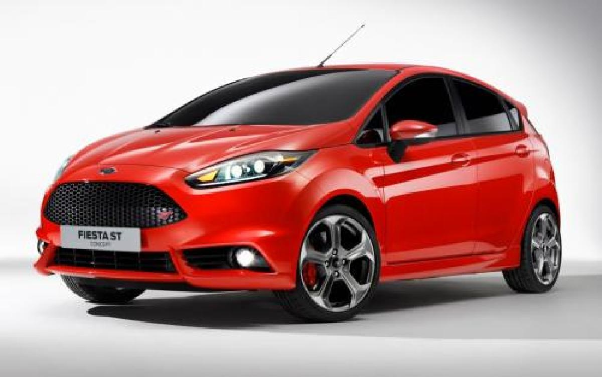 Ford, Fiesta, 2014