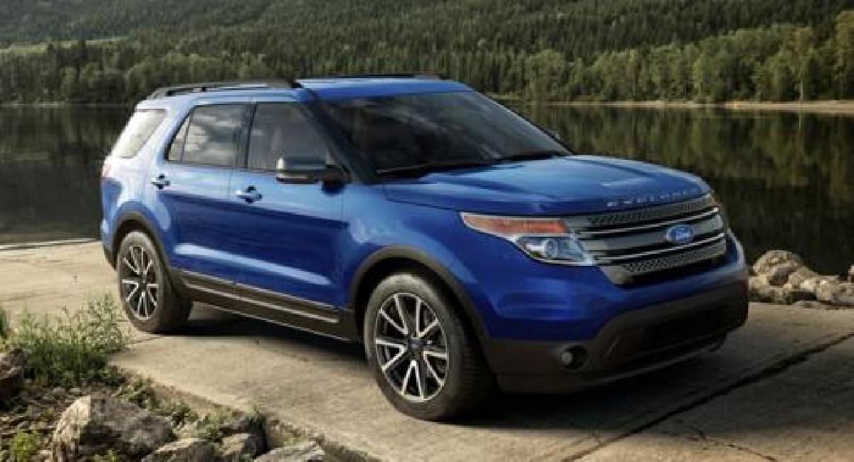 Ford, Explorer, 2015