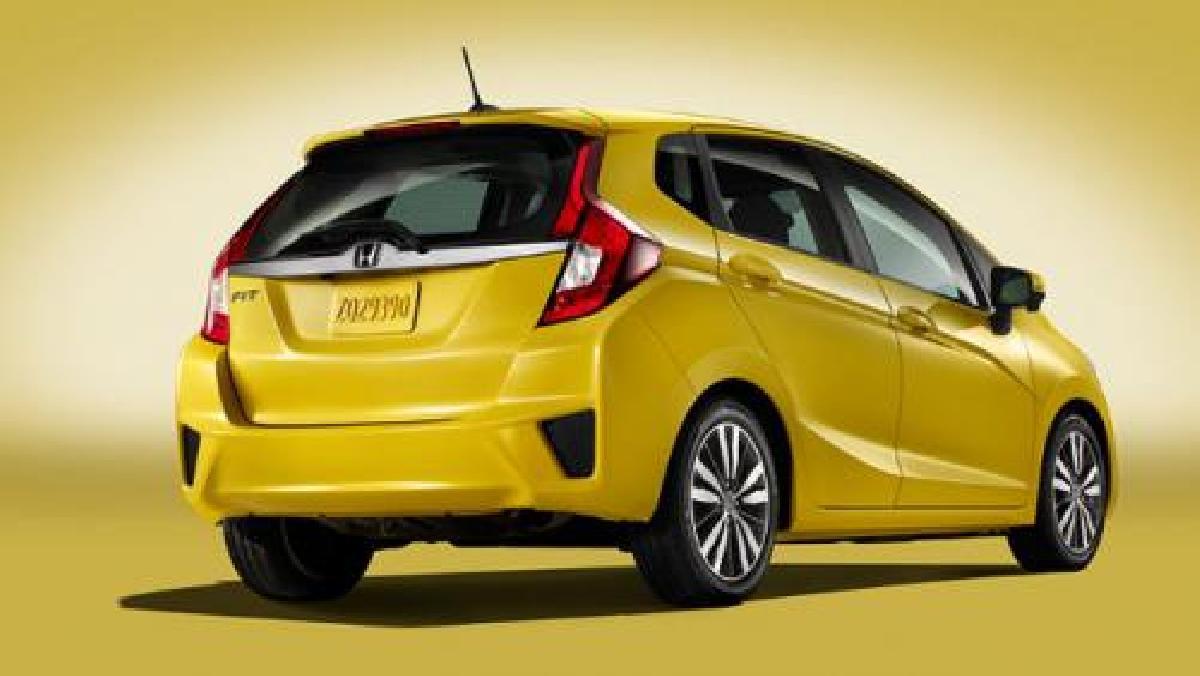 Honda Fit 2015 : Fit fiou!