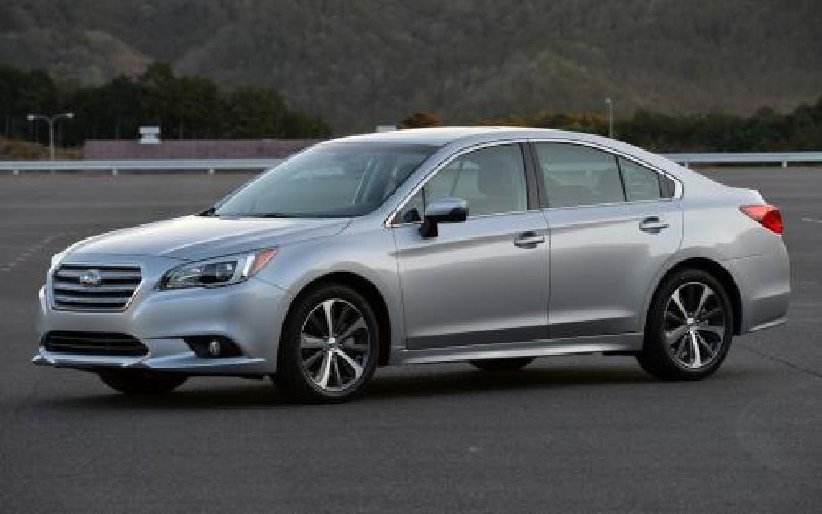 Subaru Legacy 2015 : Une nouvelle dynastie