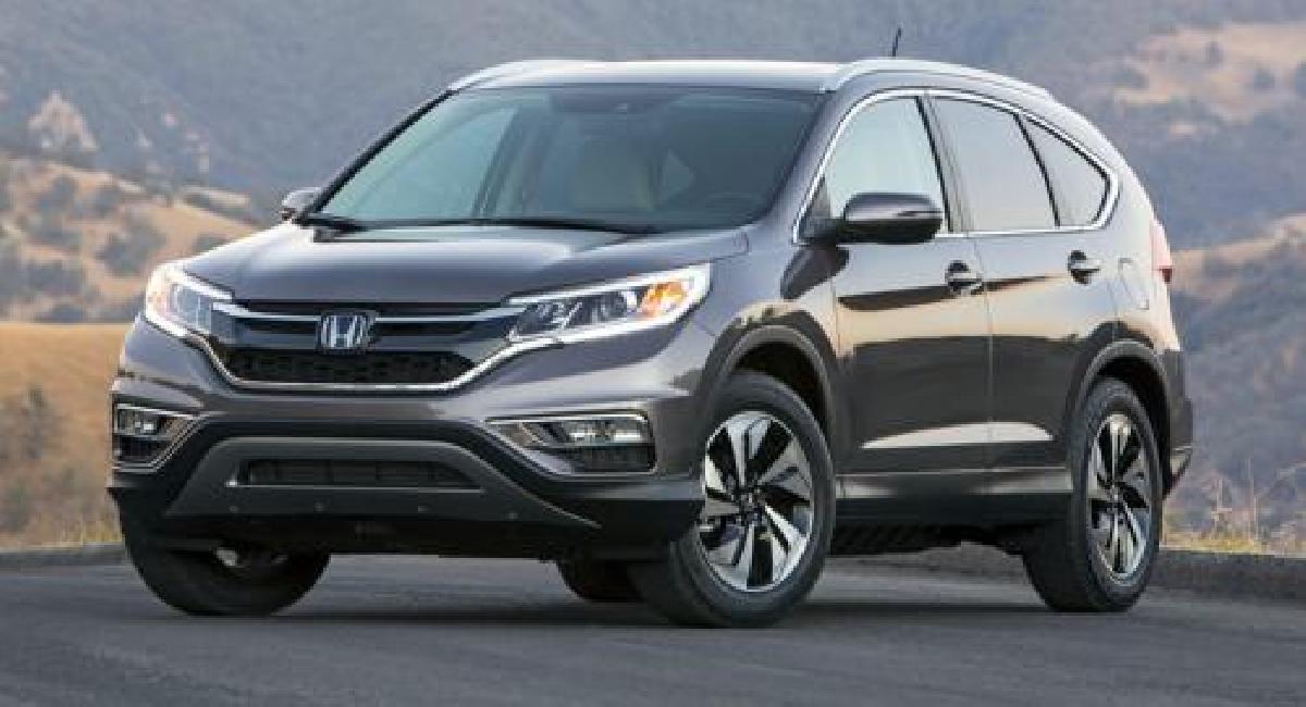 Honda CR-V 2015 : un choix logique