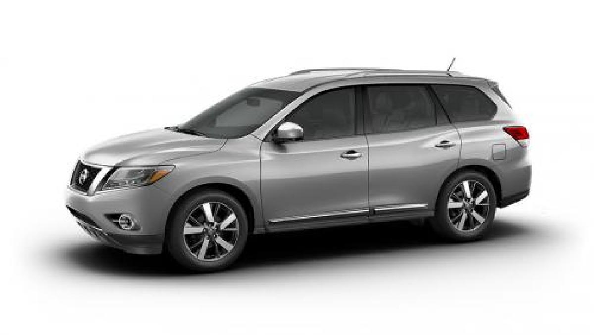 Nissan Pathfinder 2015 : un segment en pleine �volution
