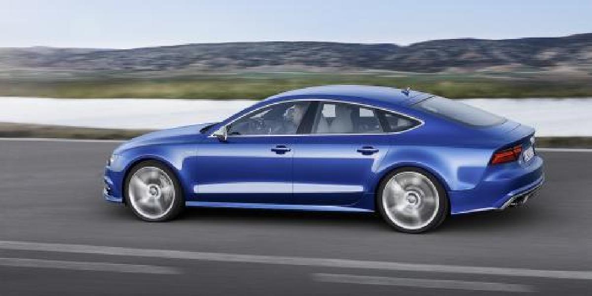 Audi A7 2015 : Difficile � trouver!