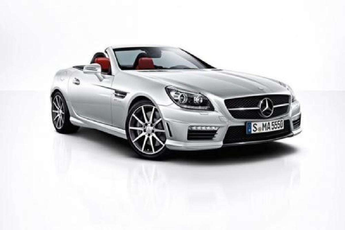 Mercedes-Benz SLK 2015: le roadster par excellence