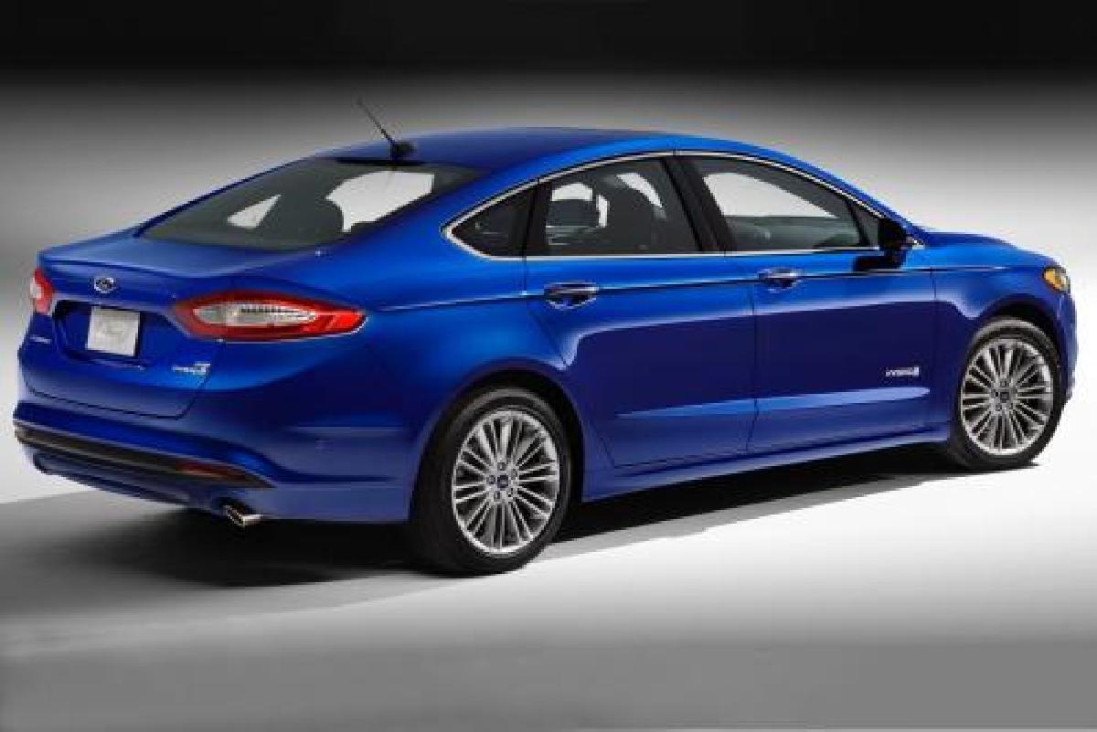 Ford Fusion 2015 : pour tous les go�ts