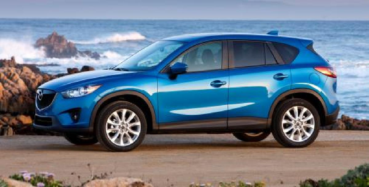 Mazda CX-5 2015 : le plus beau, le plus fin et le plus intelligent