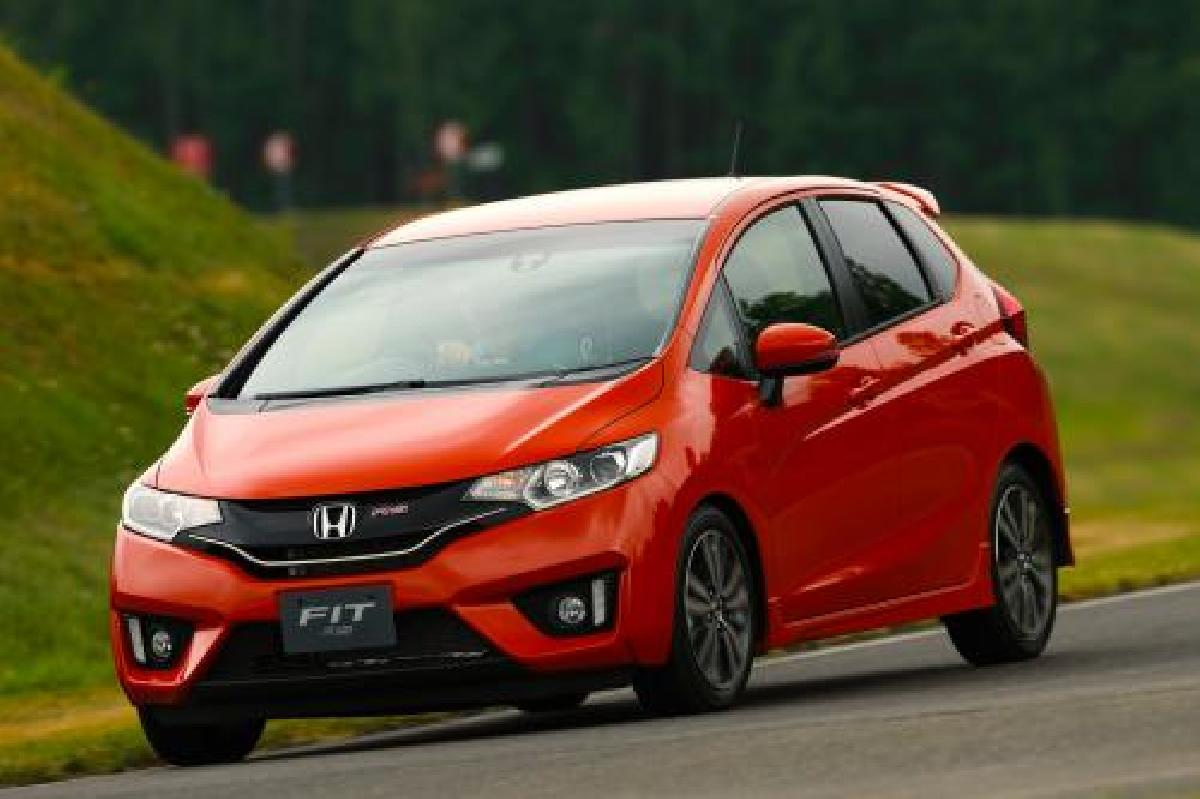 Honda Fit 2015 : d�pass�e par le temps