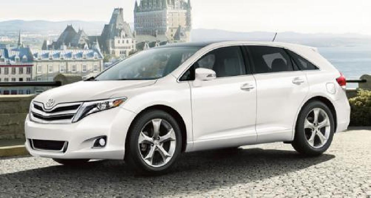 Toyota Venza 2015 d'occasion : d�j� la fin?