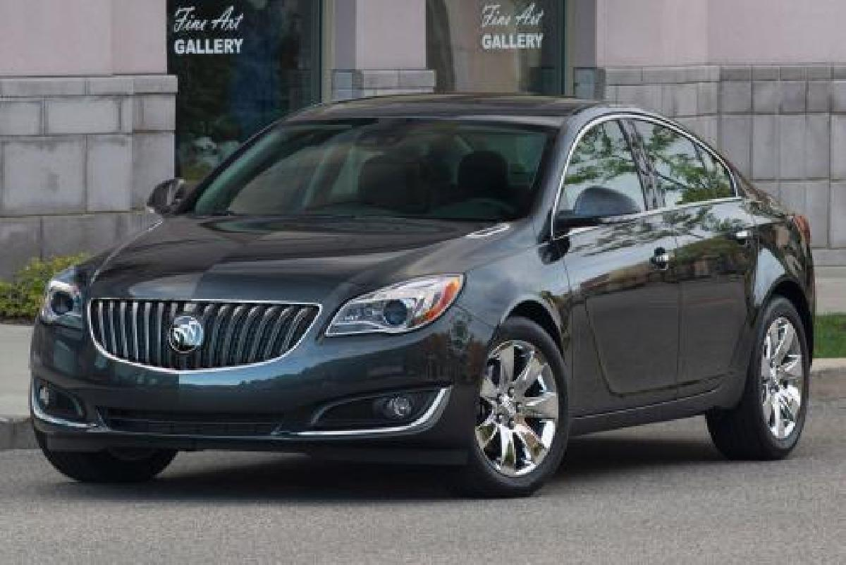 Buick Regal 2015 d'occasion