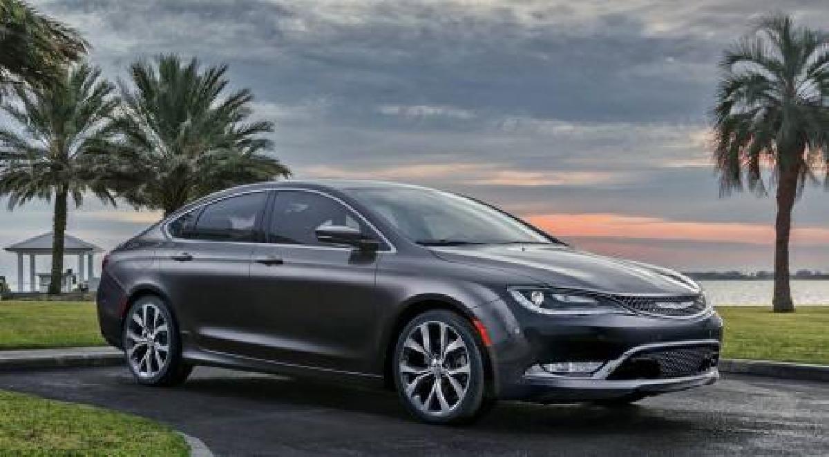 Chrysler 200 2015 d'occasion : une mauvaise lignée, mais pas un mauvais produit