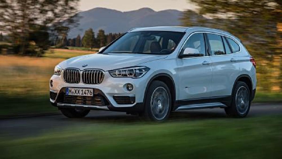 BMW X1 2015 d'occasion : Une question d'image