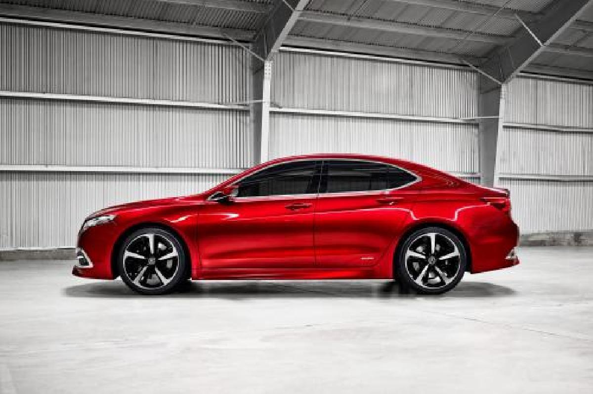 Acura TLX 2015 d'occasion : tout à fait d'accord!