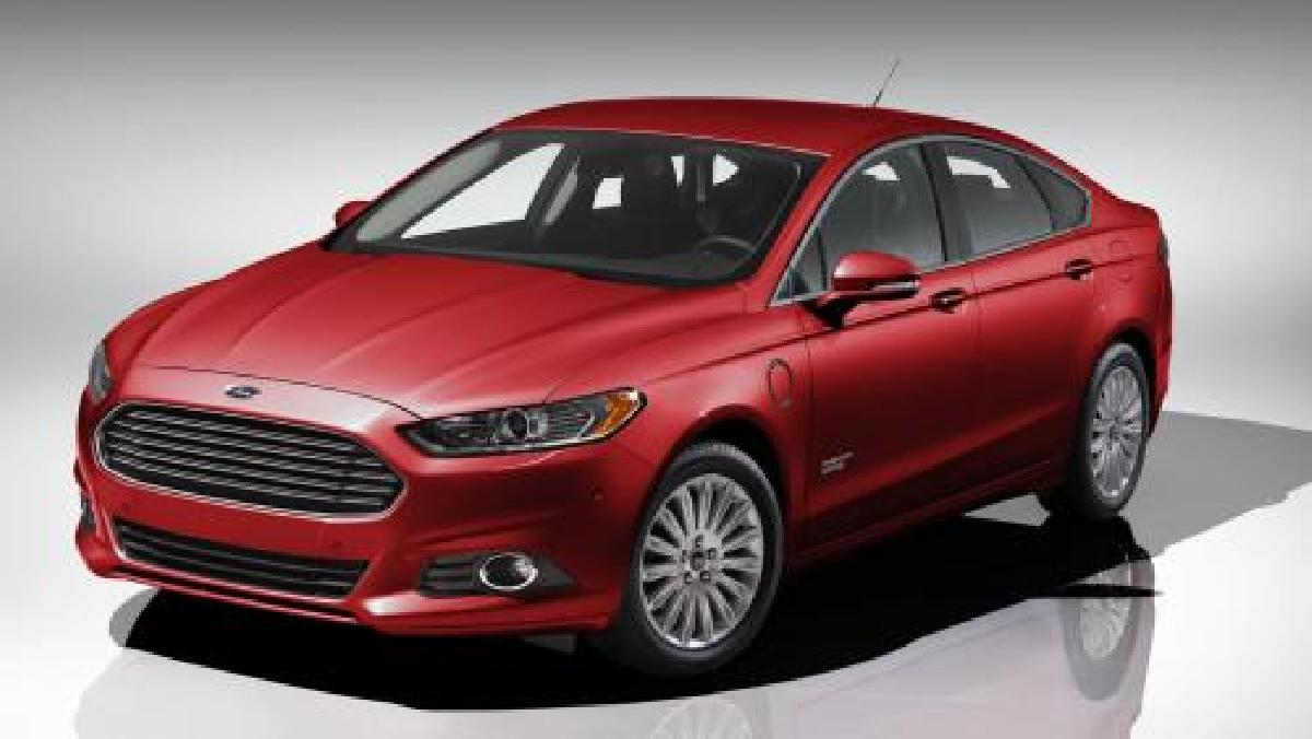Ford, Fusion, 2015