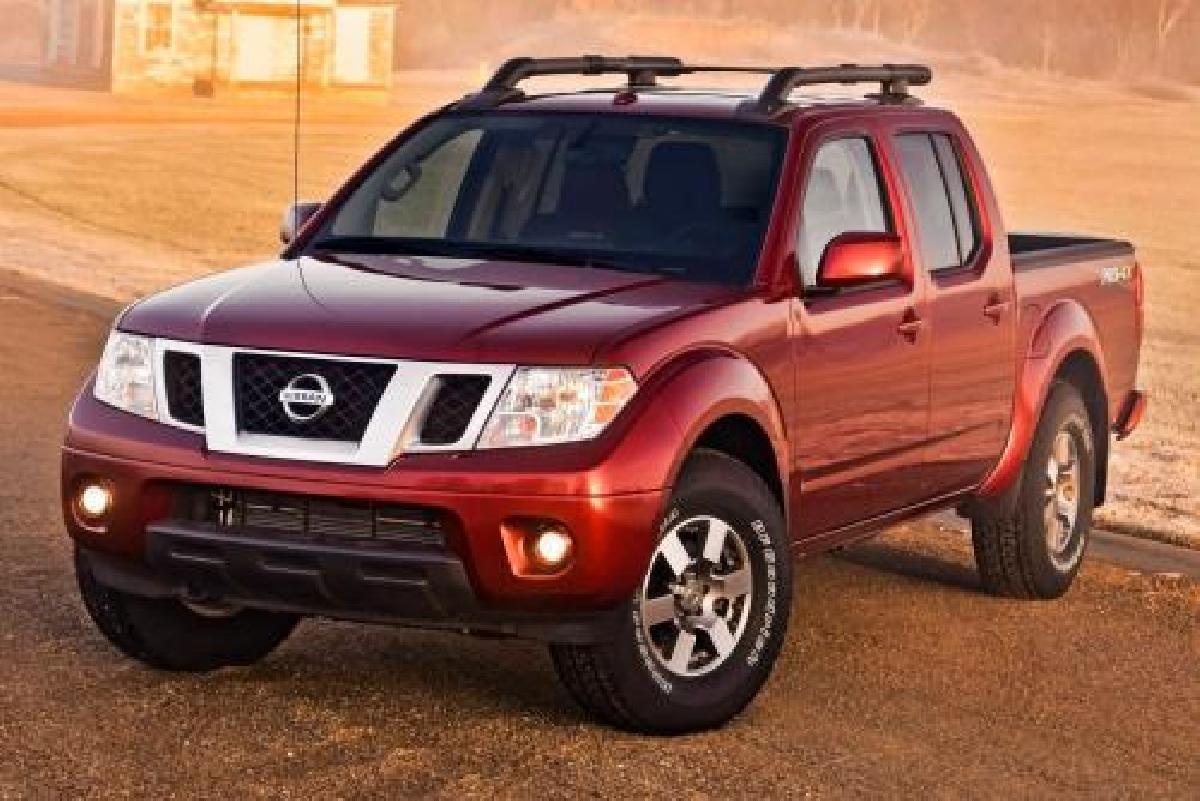 Nissan Frontier 2015 d'occasion : le camion de l'ancien temps
