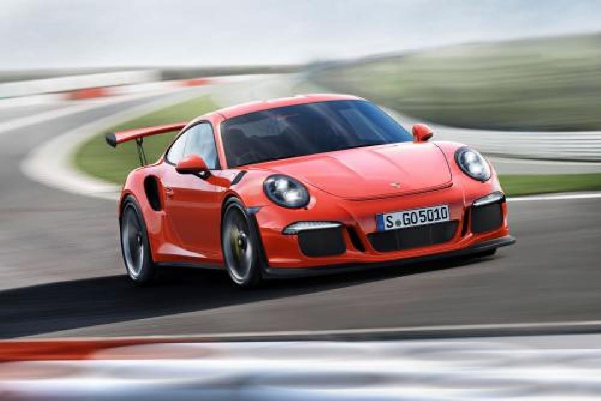 Porsche 911, Gt3, GT3 RS, 2015