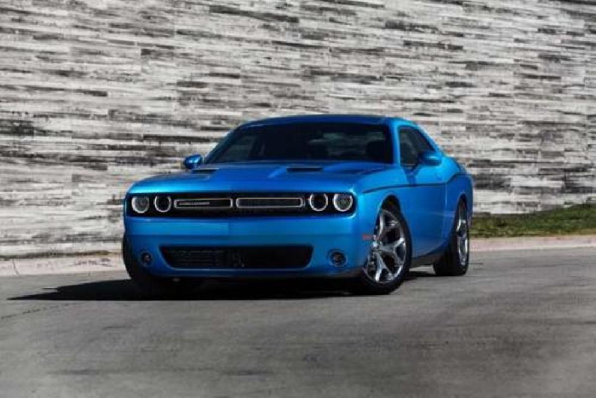 Dodge Challenger 2015 d'occasion : L'�re du Hellcat...