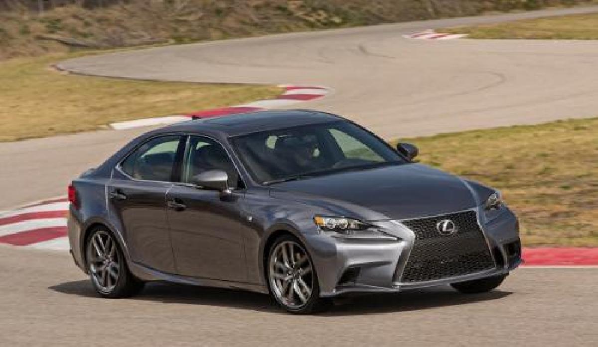 Lexus Is 2015 d'occasion : une Toyota excitante!