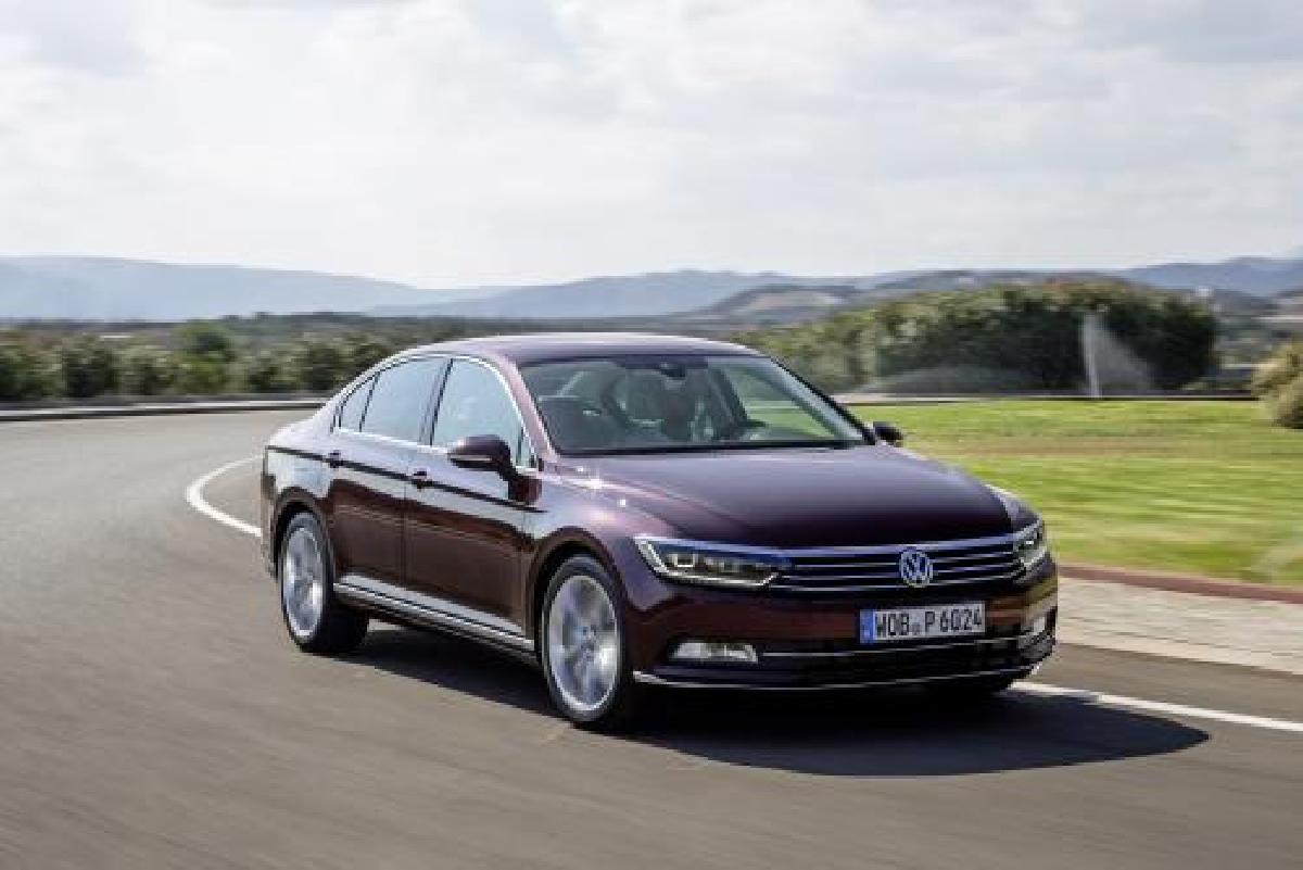 Volkswagen Passat 2015 d'occasion