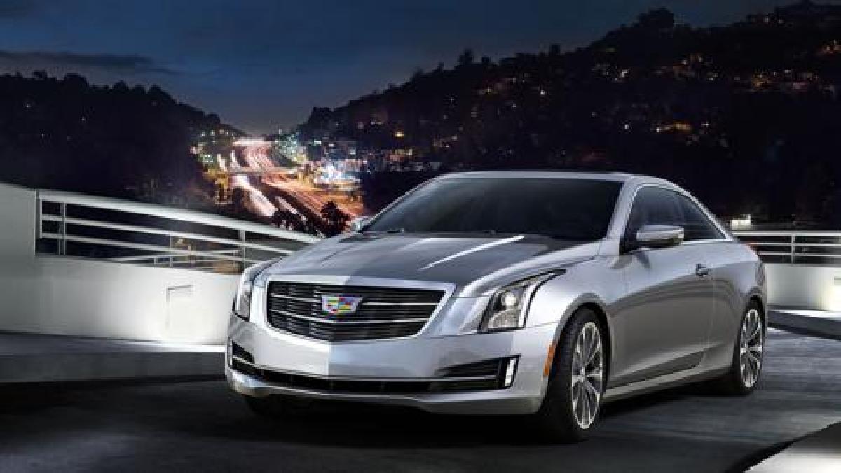 Cadillac ATS 2015 d'occasion