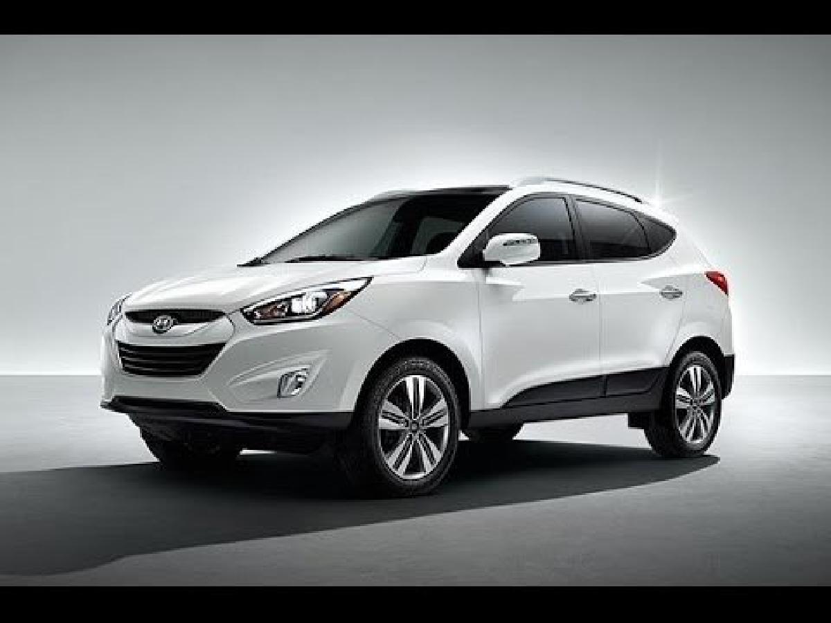 Hyundai Tucson 2015 d'occasion