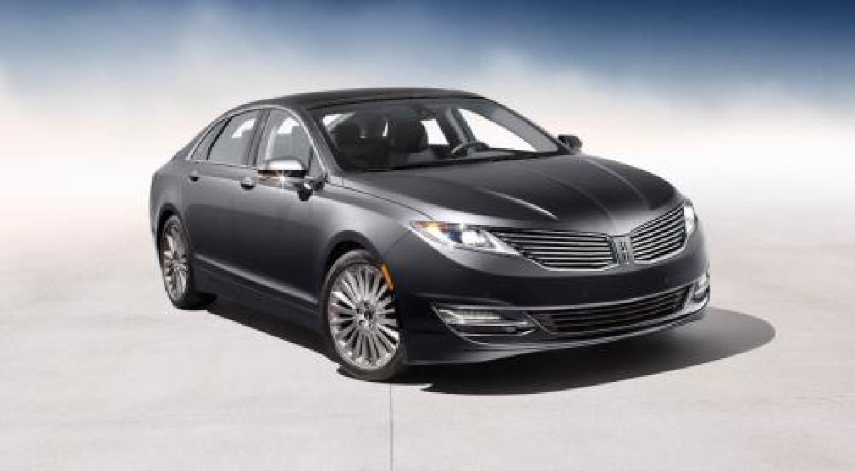 Lincoln MKZ 2015 d'occasion