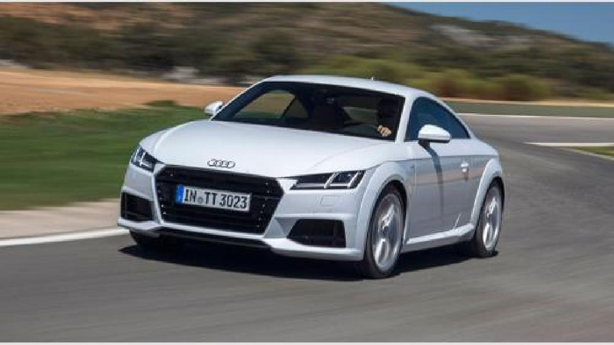 Audi TT 2015 d'occasion