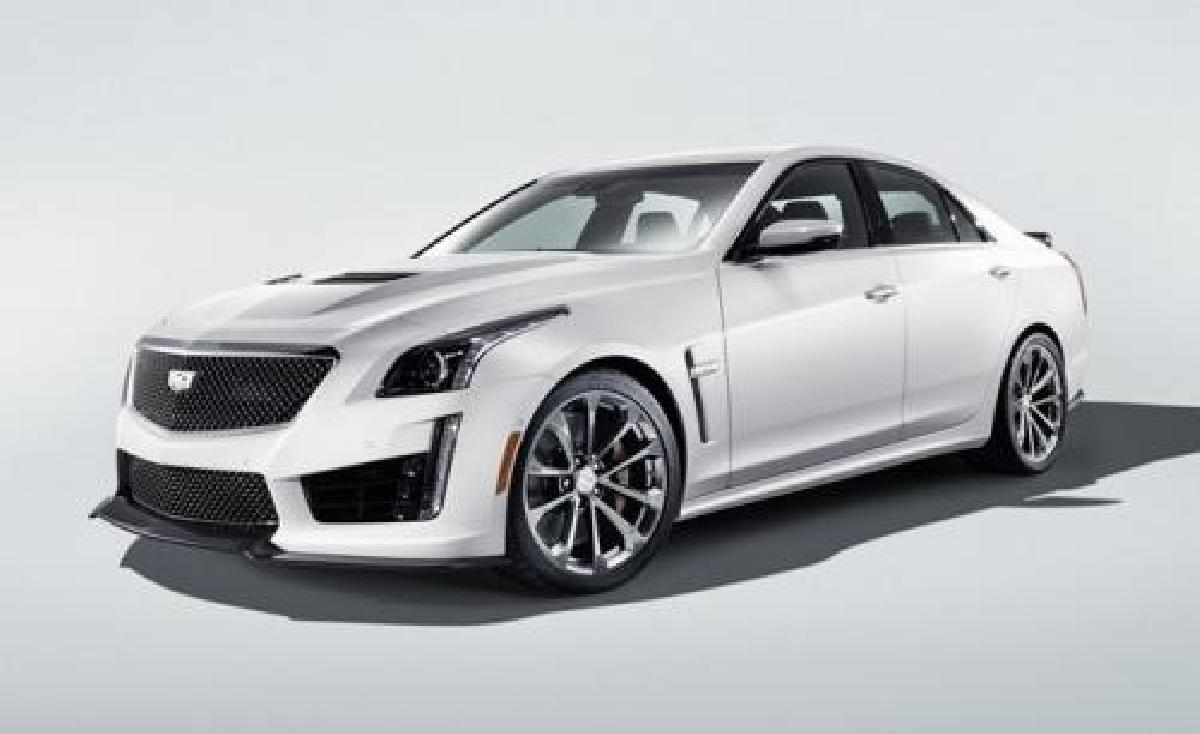 Cadillac CTS 2015 d'occasion