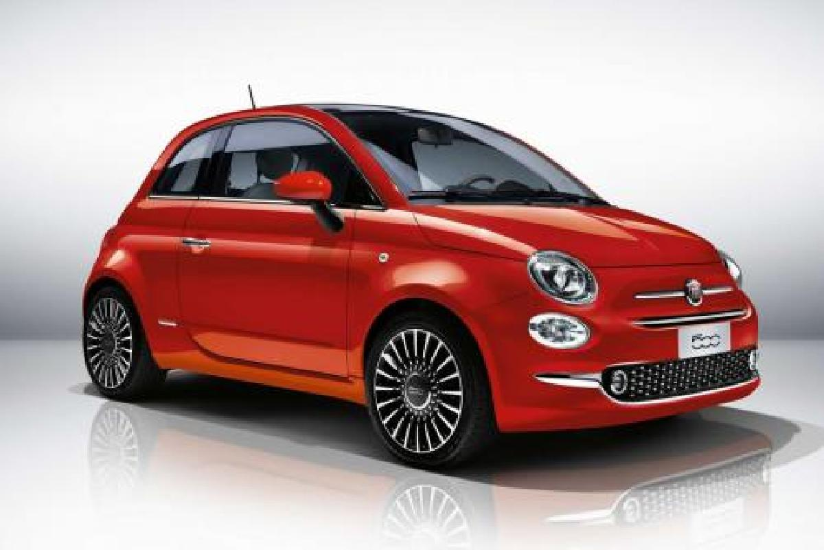 Fiat 500 2015 d'occasion