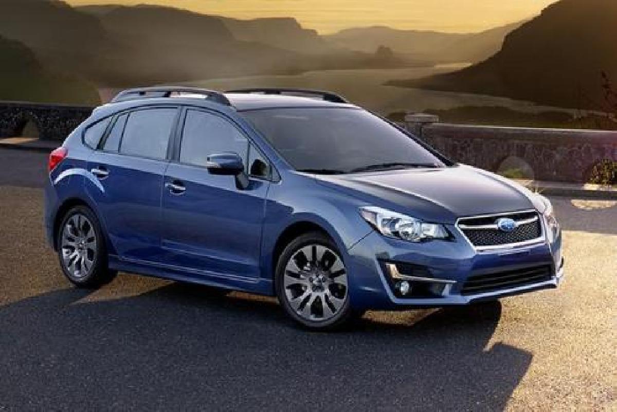 Subaru Impreza 2015 d'occasion