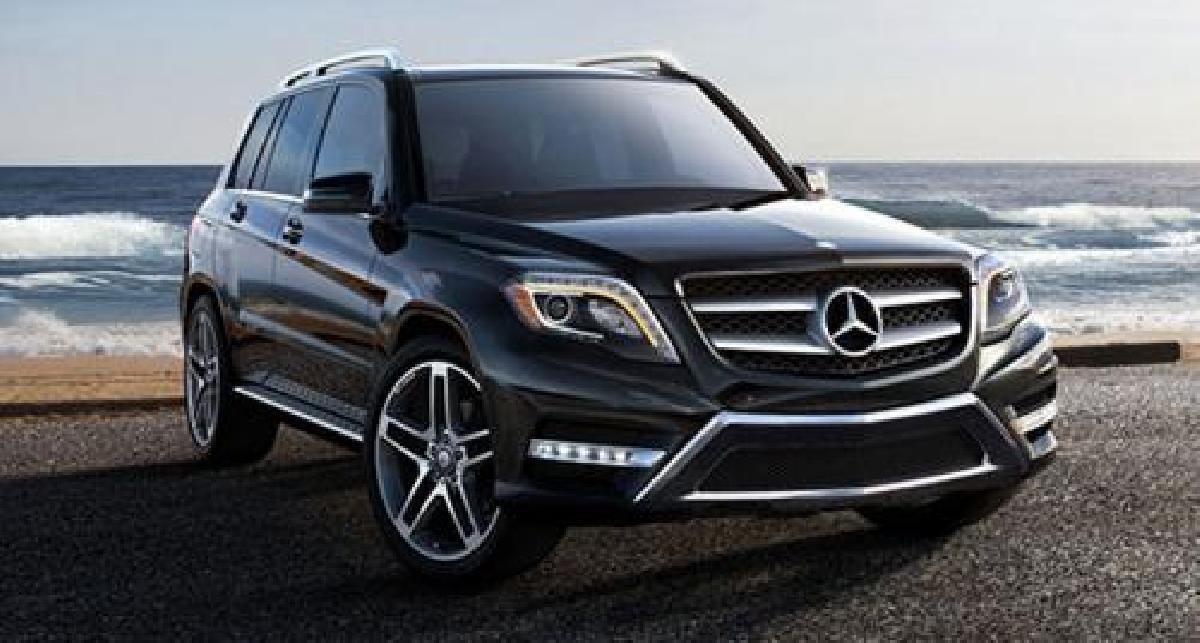 Mercedes-Benz Classe GLK 2015 d'occasion