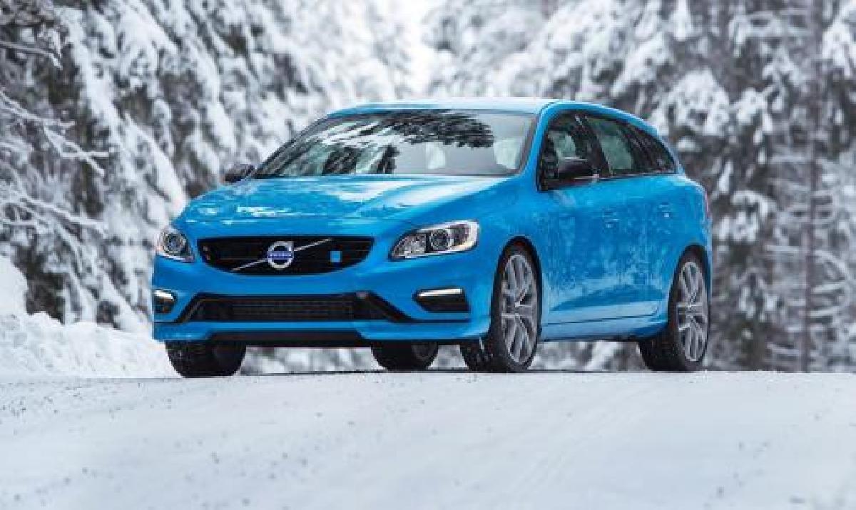 Volvo, V60, 2016