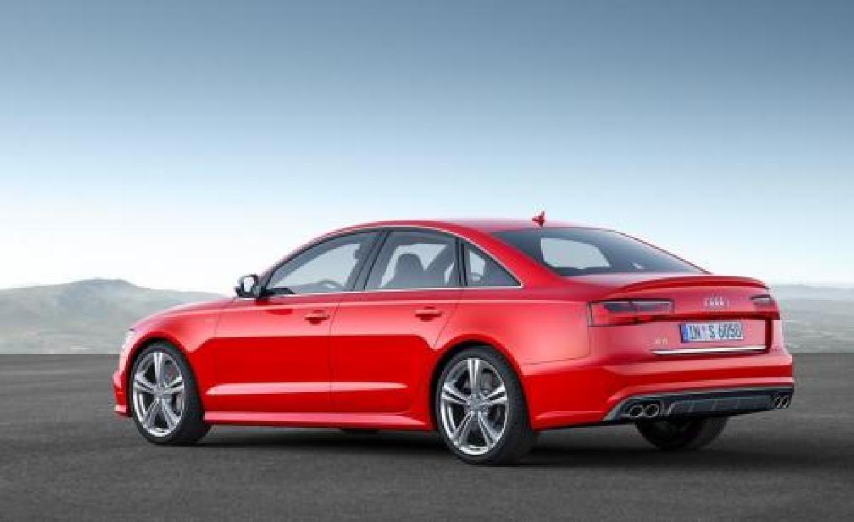 Audi, A4, 2016