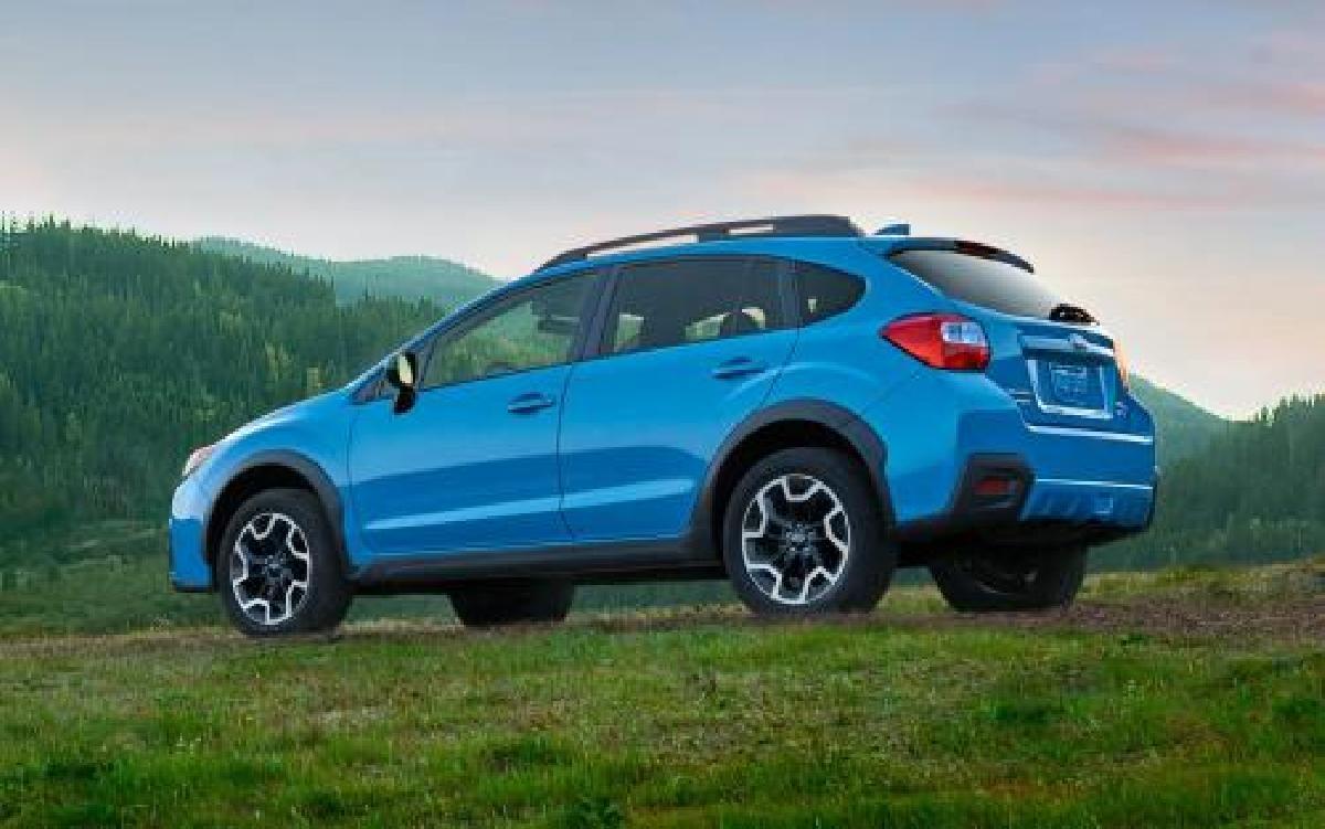 Subaru, XV Crosstrek, 2016