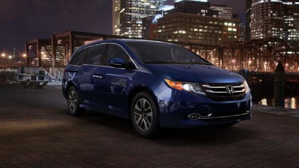 Honda Odyssey 2016 d'occasion