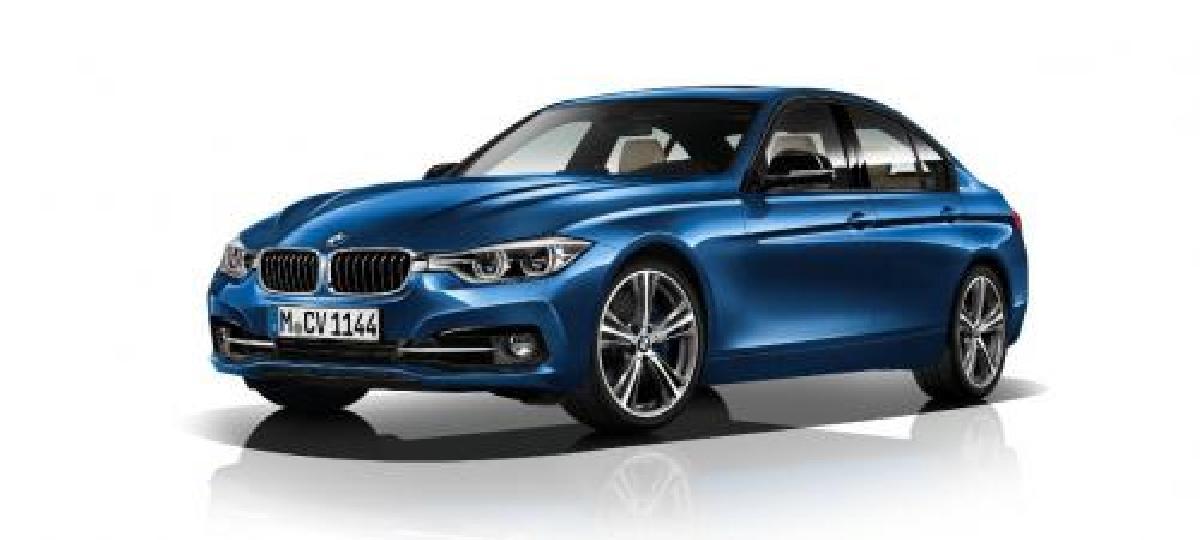 BMW Série 3 2017