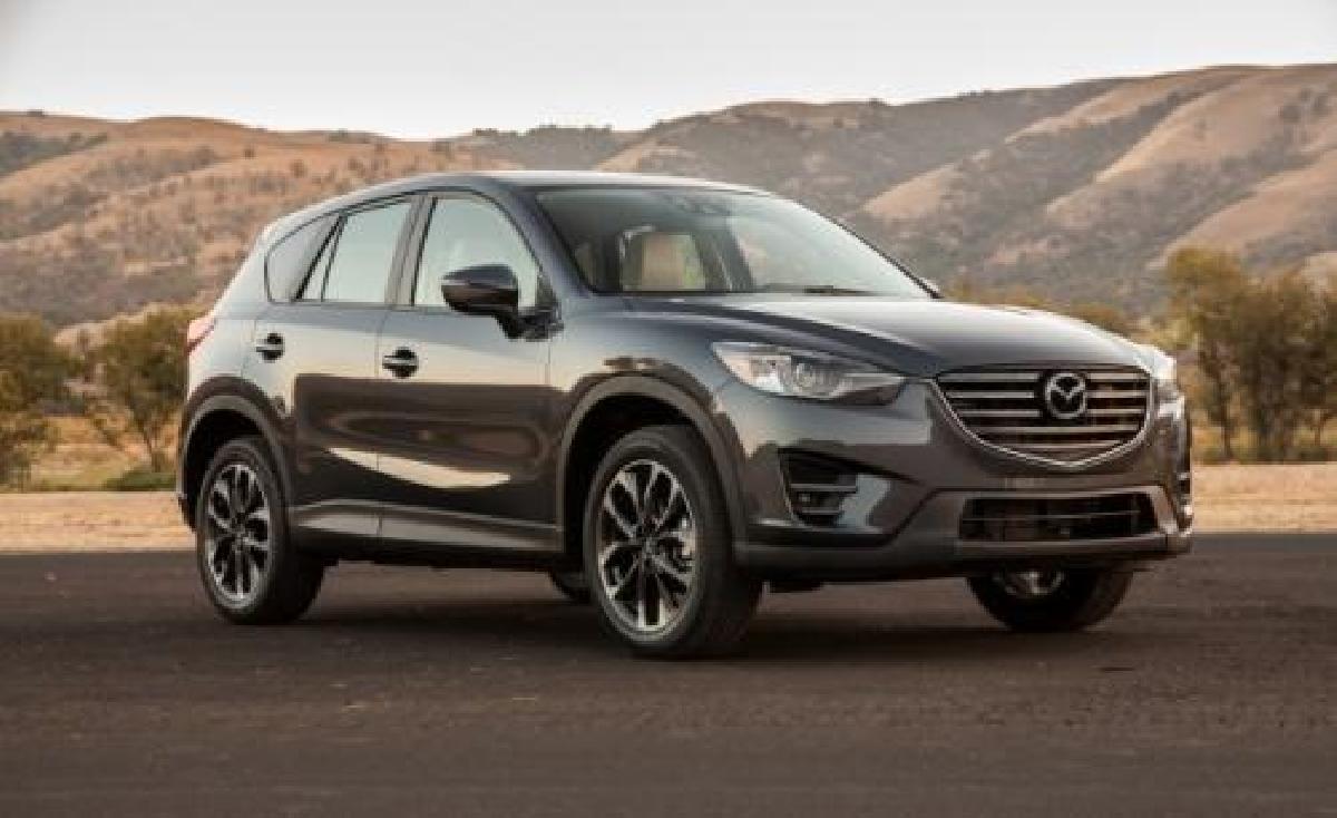 Mazda CX:5 2016