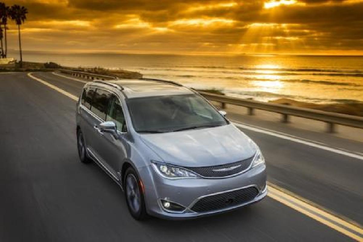 Chrysler, Pacifica, 2017