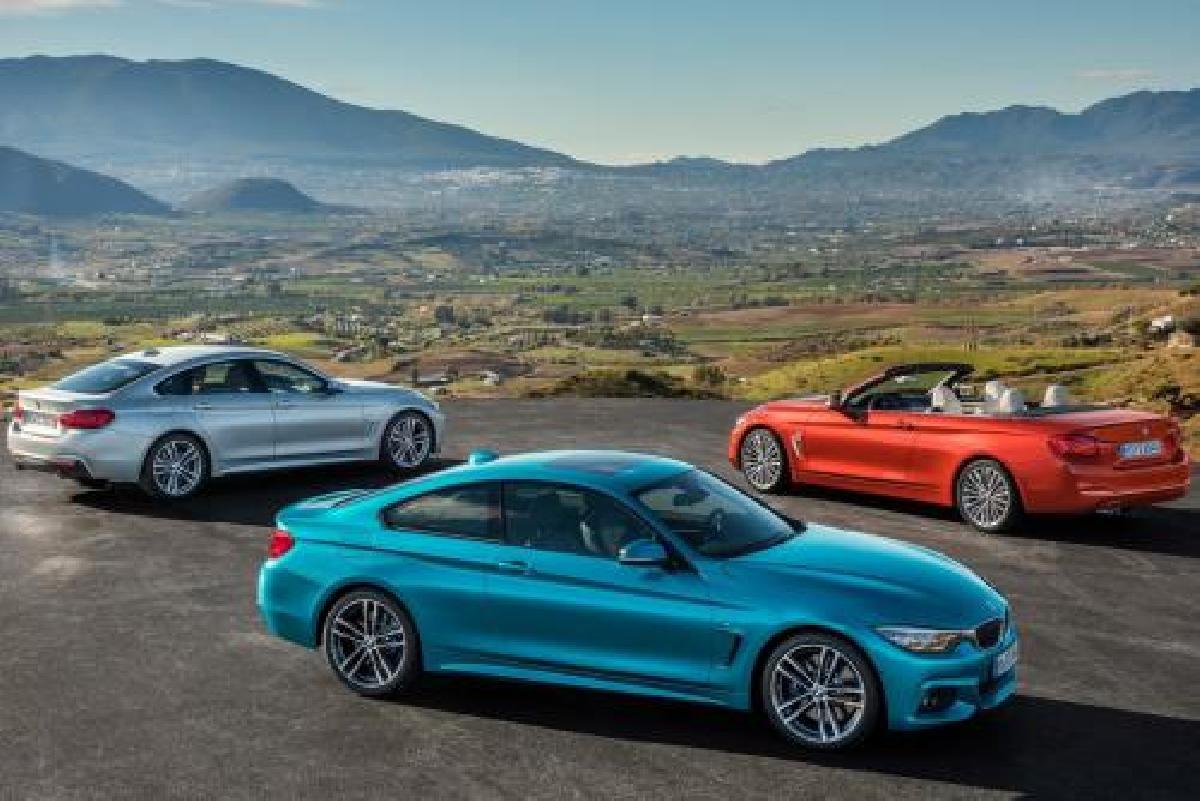 BMW Série 4 2017